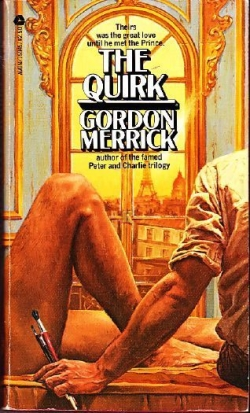 The Quirk, gay romance by Gordon Merrick