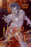 Horn Gate, a gay paranormal romance by Damon Suede