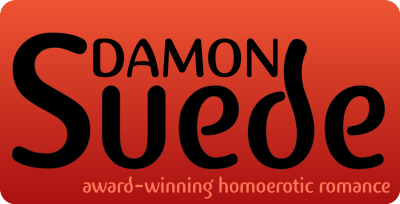 Damon Suede, award-winning homoerotic romance
